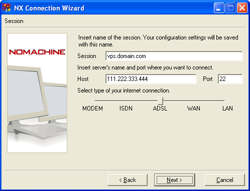 nomachine_connection_wizard1